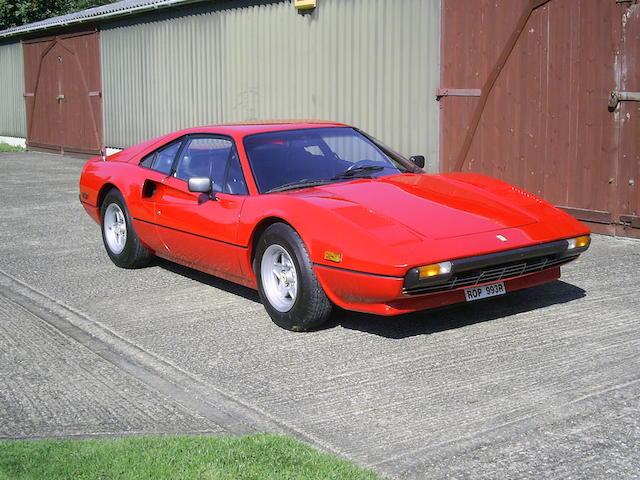 1977 Ferrari 308GT Berlinetta  Chassis no. 22779