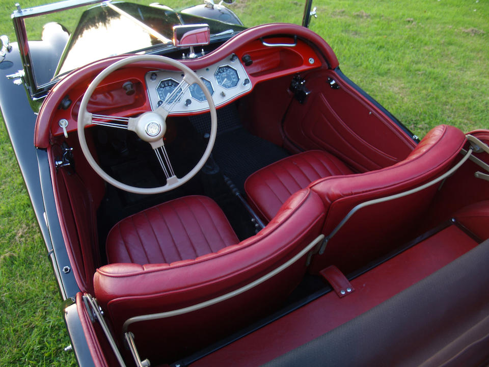 1954 MG Midget TF Roadster  Chassis no. TF2280 Engine no. XPAG/TF/32015