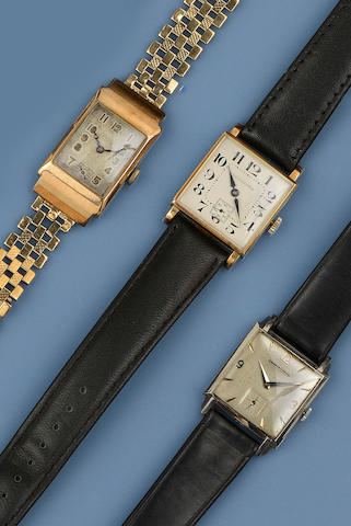 Longines: A gentleman's wristwatch (3)