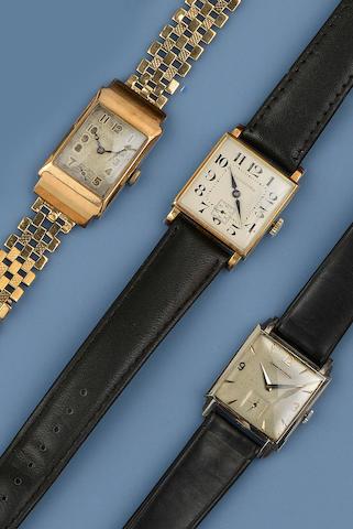 Longines: A gentleman's wristwatch (3)