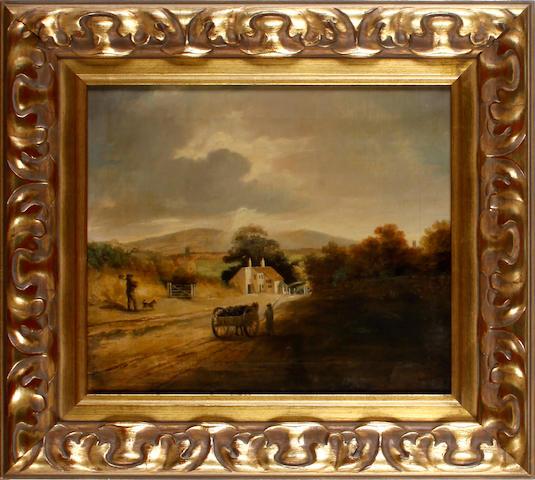 Daniel Orme (British, 1766-1832) 'Near Manchester'