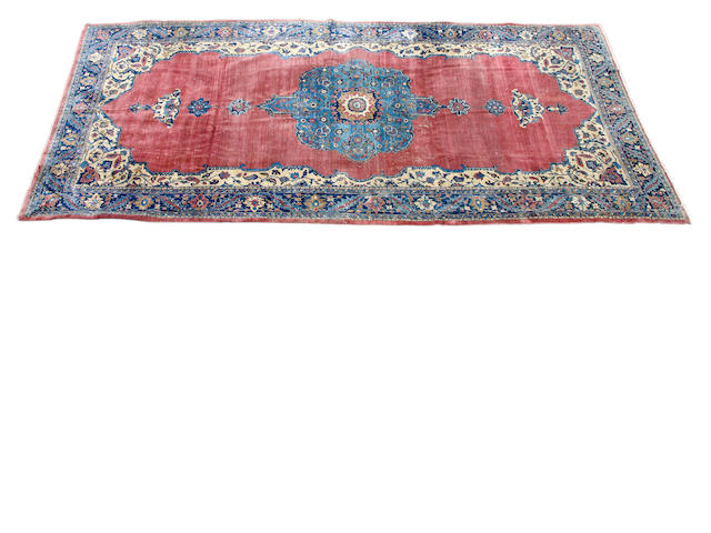 A sparta large carpet 710 x 335cm.