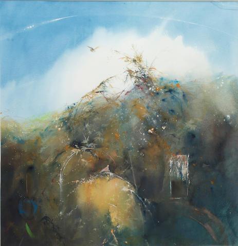 Leslie Worth (British, born 1923) Dove Descending