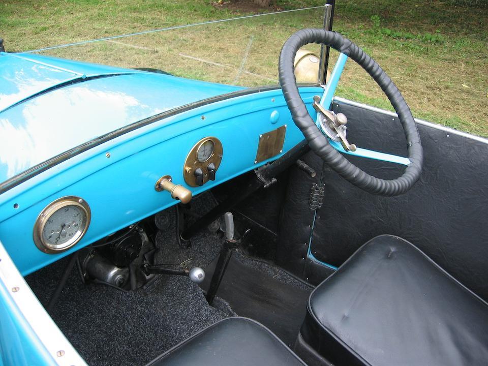 1927 Austin 'Chummy' Tourer  Chassis no. A4/5427 Engine no. 37739