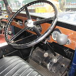 1935 Austin 12/4 Taxicab  Chassis no. 82431L