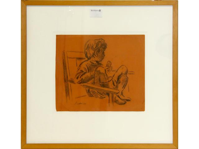 Mervyn Peake (British, 1911-1968) various sizes