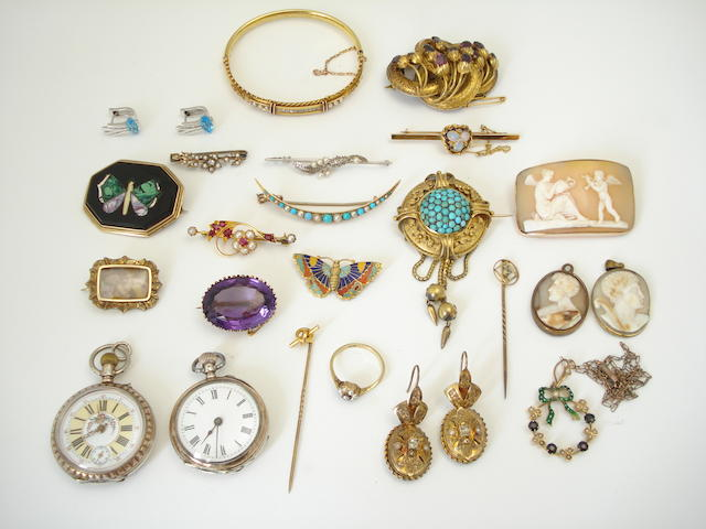 A collection of jewellery  (qty)