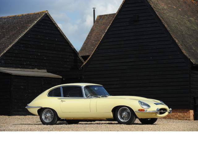 1966 Jaguar E-Type Series 1 4.2-Litre 2+2 Coupé  Chassis no. 1E50112 Engine no. 7E51015-9