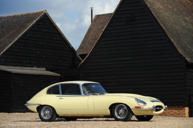 1966 Jaguar E-Type Series 1 4.2-Litre 2+2 Coupé  Chassis no. 1E50112 Engine no. 7E51015-9