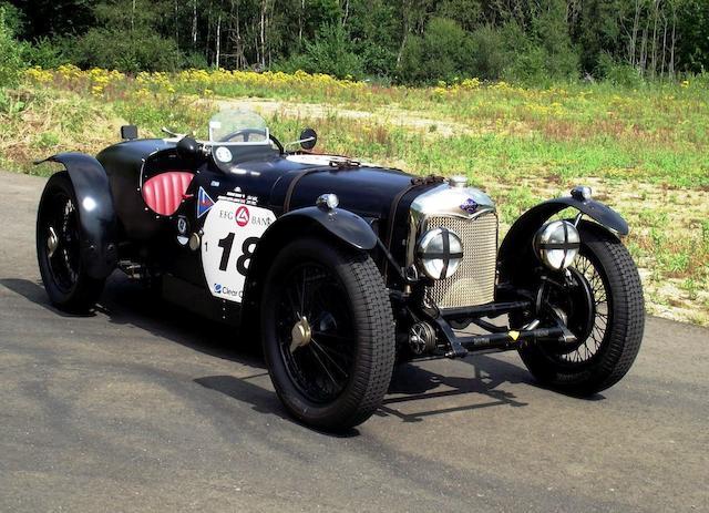 1927 Riley 9hp Brooklands