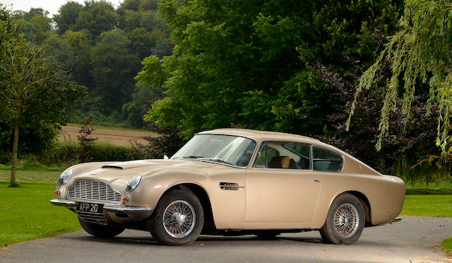1970 Aston Martin DB6 Mk2 Sports Saloon  Chassis no. DB6Mk2FI/4171/R Engine no. 400/4460/FI