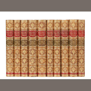SOUTHEY (ROBERT) The Poetical Works, 10 vol.