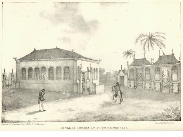 HENDERSON (JAMES) A History of Brazil], 1821