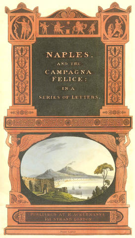 ENGELBACH (LEWIS) Naples and the Campagna Felice, 181