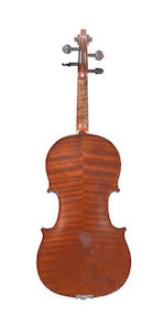 A French Violin, ascribed to Juste Derazey  circa 1890 (3)