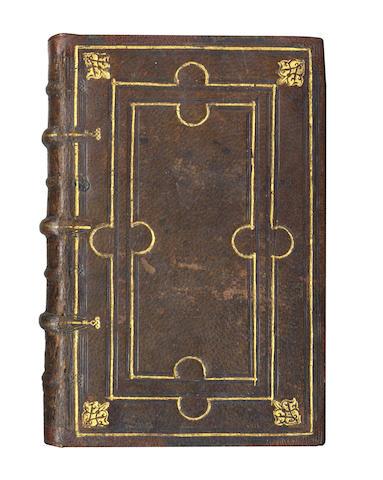 VALERIUS MAXIMUS (GAIUS) Dictorum factorumque memorabilium exempla, 1536