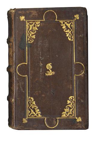 LACTANTIUS FIRMIANUS (LUCIUS) Opera, 1535