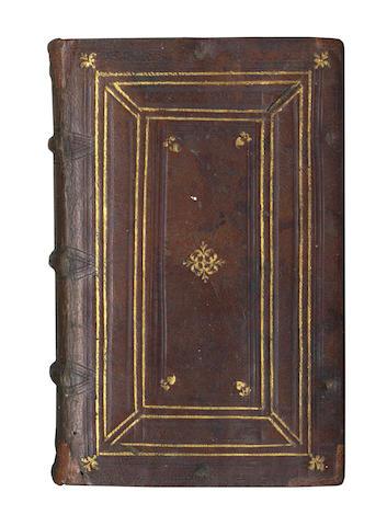 NUCULA (HORATIUS) Commemtariorum de bello Aphrodisiensi, 1552