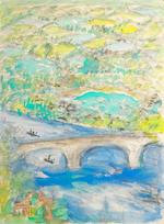Fahrelnissa Zeid Four works (4)