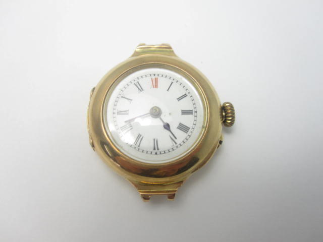 A lady's early 20th century wristwatch