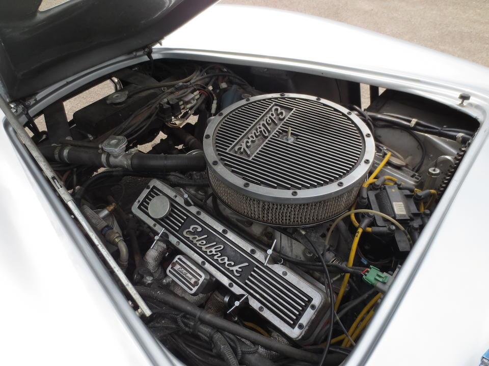 1960 RAM Cobra Lightweight Competition Roadster  Chassis no. 126232-471E-60 Engine no. 2M8307