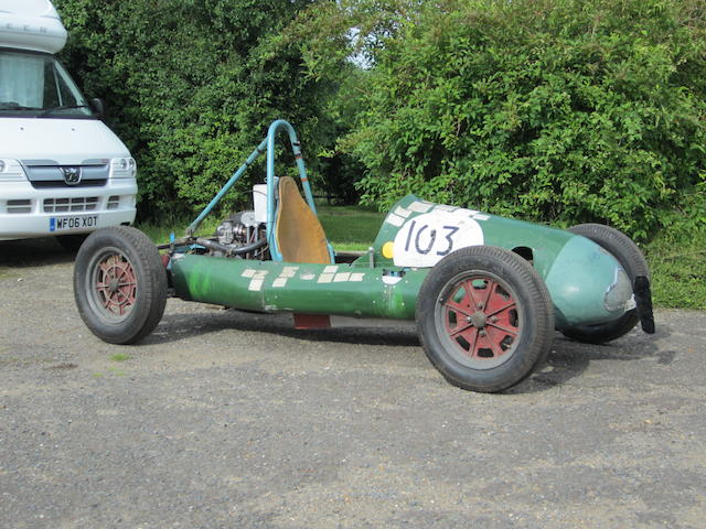 1951 Cooper MkV Formula 3 Single-Seater  Chassis no. to be advised