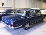 1968 Rolls-Royce Silver Shadow Saloon  Chassis no. SRH4197