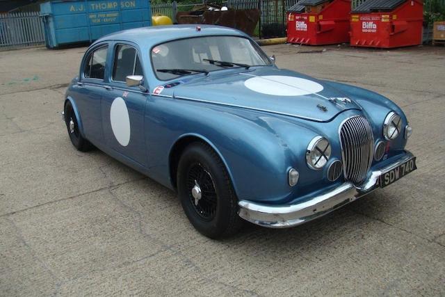 1958 Jaguar MkI