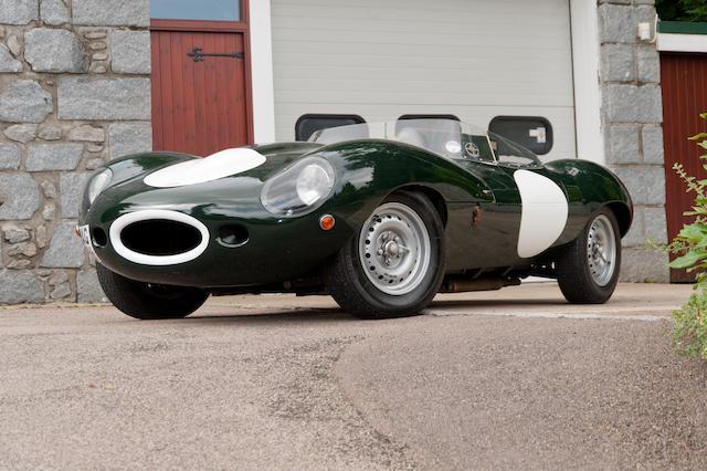 1968 Jaguar D-Type