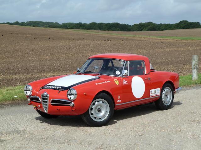 1963 Alfa Romeo Giulia 1600