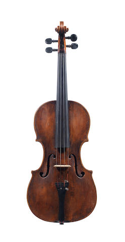 A Violin of the Kloz, Mittenwald School circa 1750 (1)