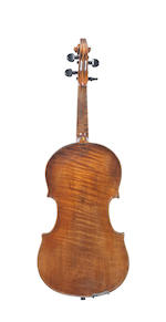 An English Viola attributed to Panormo, London, circa 1810 (2)