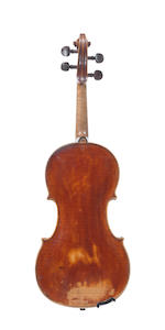 An interesting Violin,  (2)