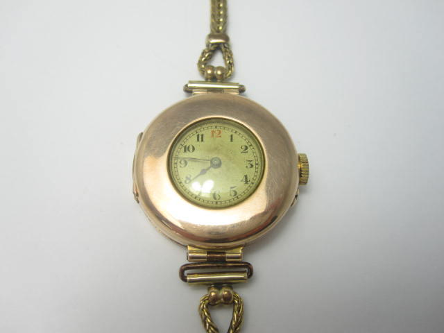 A lady's wristwatch, by Rolex, 1913