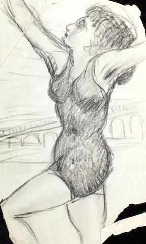 Fahrelnissa Zeid (1901-91) Nine works