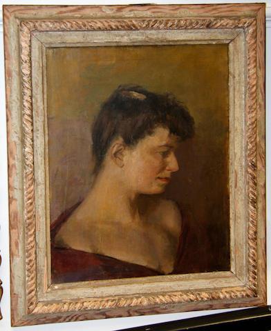 Rodrigo Moynihan (British, 1910-1991) Elinor