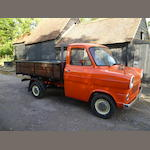 1977 Ford Transit Pickup  Chassis no. BD05TH62738 Engine no. 62738
