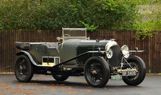 1922 Bentley 3 4 1/2