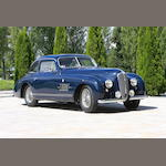 1950 Delahaye Type 135M 3.6-Litre Coupé  Chassis no. 801428 Engine no. 801428