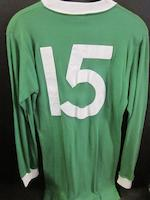 A German match worn/issued football shirt