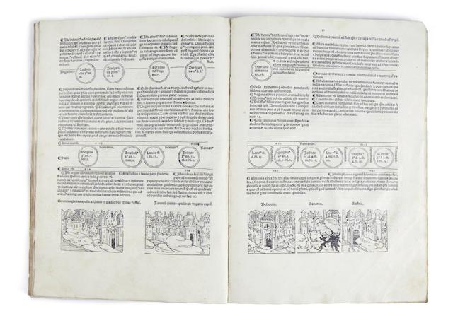 ROLEWINCK (WERNER) Fasciculus temporum, 1484