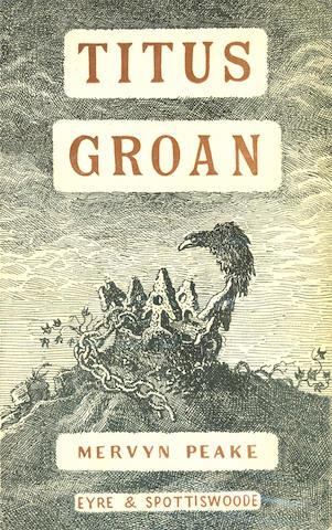 PEAKE (MERVYN)  Titus Groan, 1946