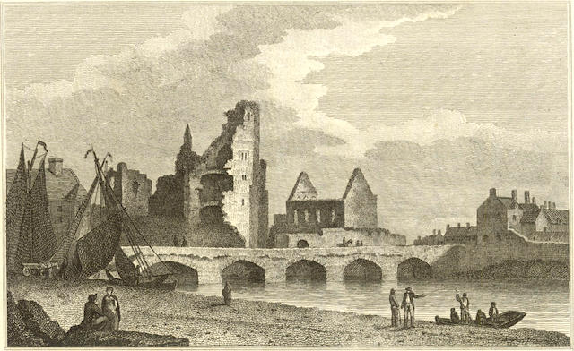 IRELAND FITZGERALD (PATRICK) and JOHN McGREGOR. The History, Topography, and Antiquties of the County and City of Limerick, 2 vol., 1826