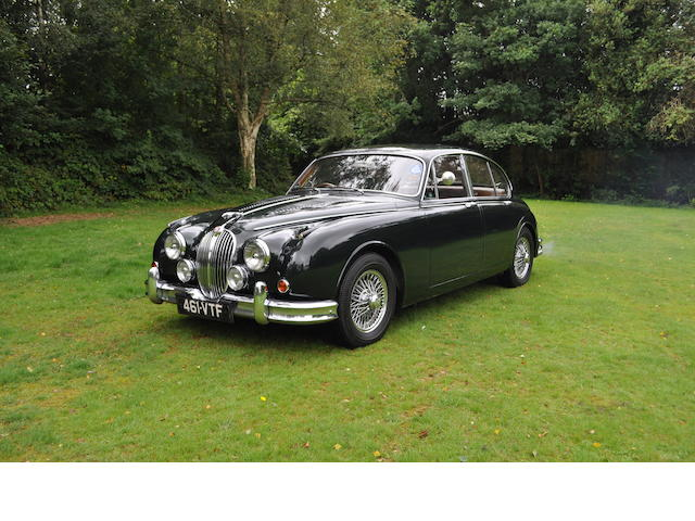 1960 Jaguar Mk2 3.8-Litre Saloon  Chassis no. 205935DN Engine no. LB5458-8