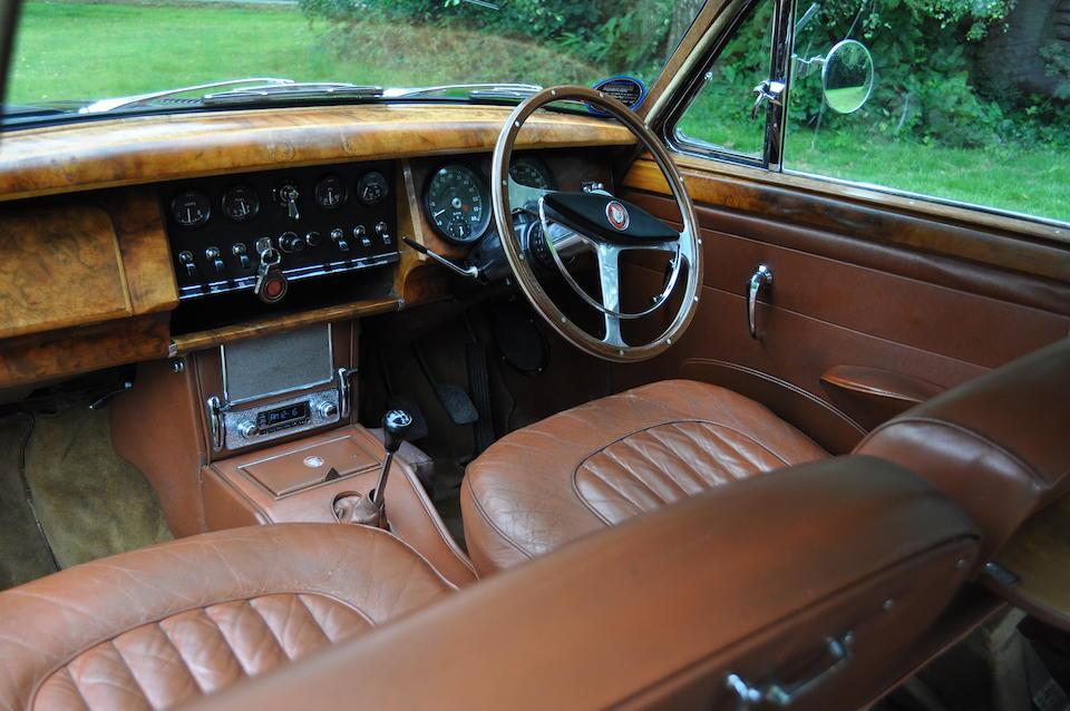 1960 Jaguar Mk2 3.8-Litre Saloon  Chassis no. 205935DN Engine no. LB5458-8