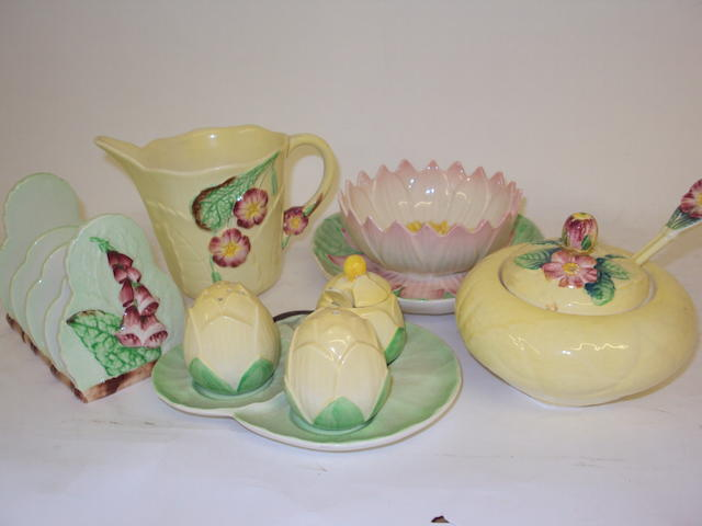 "A large collection of various Carlton Ware ""Australia Design"" wares"