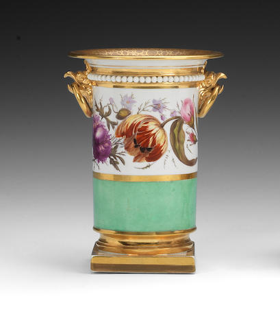 A good Flight, Barr and Barr spill vase, circa 1825