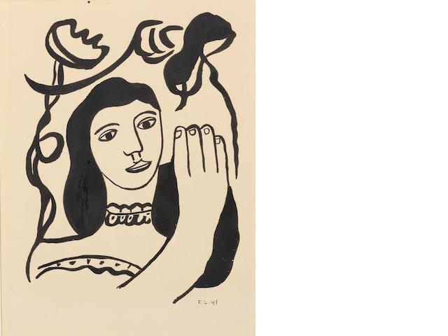 Fernand Léger (1881-1955) Fêtes de la Faim