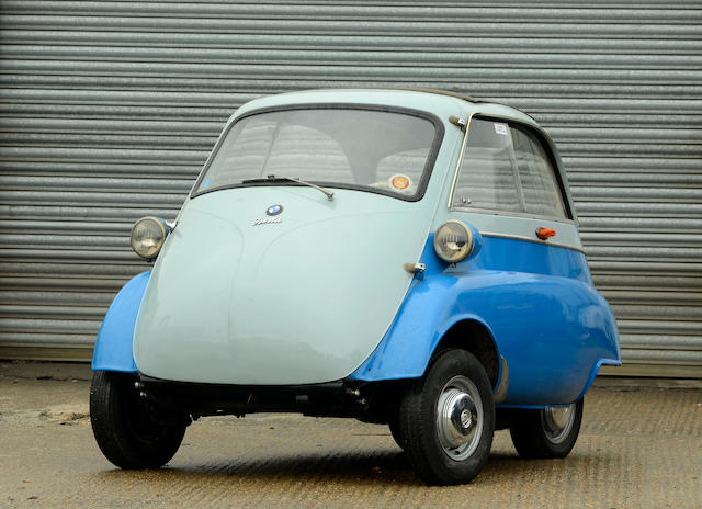 c.1957 BMW Isetta 300  Chassis no. 431337