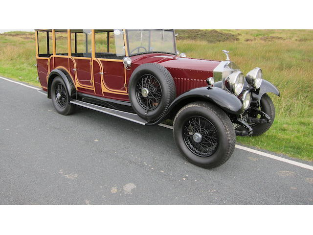 1931 Rolls-Royce 20/25 Shooting Brake